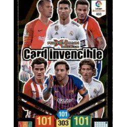 Card Invencible 468
