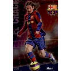 Leo Messi Crack Mundicromo 2009
