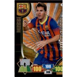 Leo Messi Balón De Oro Adrenalyn XL 2016-17