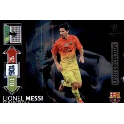 Leo Messi Limited Edition Adrenalyn XL 2012-13