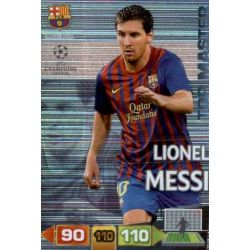 Leo Messi Top Master Adrenalyn XL 2011-12