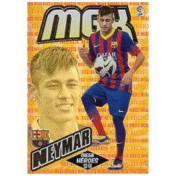 Neymar Mega Héroes Barcelona 401 Megacracks 2013-14