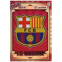 Emblem Barcelona 55 Megacracks 2013-14
