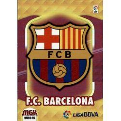 Escudo Barcelona 55 Megacracks 2014-15