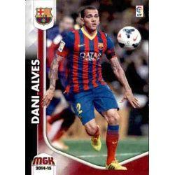 Dani Alves Barcelona 57 Megacracks 2014-15