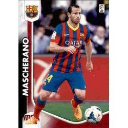 Mascherano Barcelona 58 Megacracks 2014-15