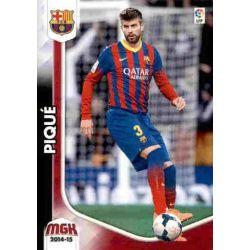 Piqué Barcelona 59 Megacracks 2014-15