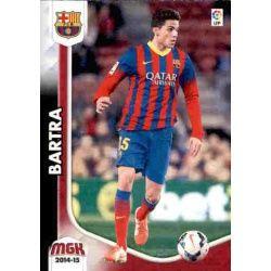 Bartra Barcelona 60 Megacracks 2014-15