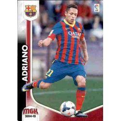 Adriano Barcelona 62 Megacracks 2014-15