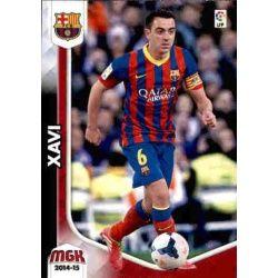 Xavi Barcelona 64 Megacracks 2014-15