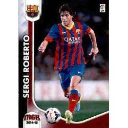 Sergi Roberto Barcelona 66 Megacracks 2014-15
