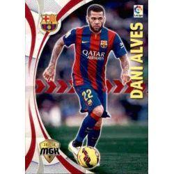 Dani Alves Barcelona 59 Megacracks 2015-16