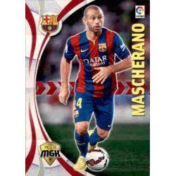 Mascherano Barcelona 62 Megacracks 2015-16