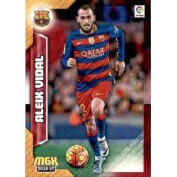 Aleix Vidal Barcelona 86Megacracks 2016-17