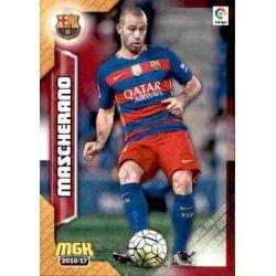Mascherano Barcelona 87 Megacracks 2016-17
