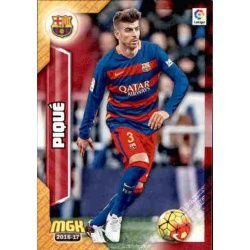 Piqué Barcelona 88 Megacracks 2016-17