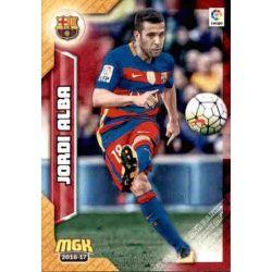 Jordi Alba Barcelona 90 Megacracks 2016-17