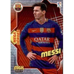 Messi Mega Héroes 107