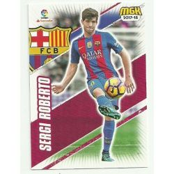 Sergi Roberto Barcelona 85 Megacracks 2017 - 18
