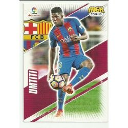 Umtiti Barcelona 88 Megacracks 2017 - 18