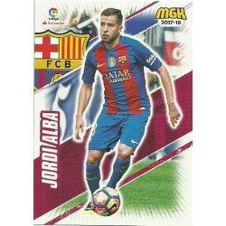 Jordi Alba Barcelona 89 Megacracks 2017 - 18