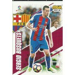 Busquets Barcelona 90 Megacracks 2017 - 18