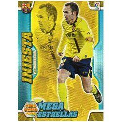Iniesta Mega Estrellas Barcelona 378