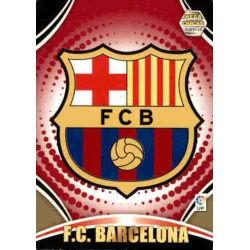 Escudo Barcelona 55 Megacracks 2009-10