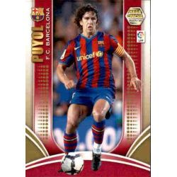 Puyol Barcelona 59 Megacracks 2009-10