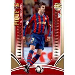 Piqué Serie Oro Barcelona 60 Megacracks 2009-10