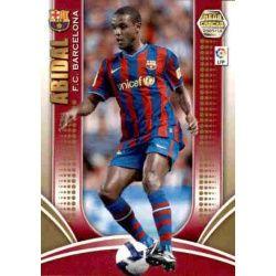 Abidal Barcelona 62 Megacracks 2009-10