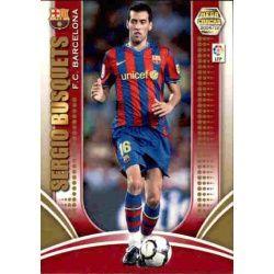 Sergio Busquets Barcelona 65 Megacracks 2009-10