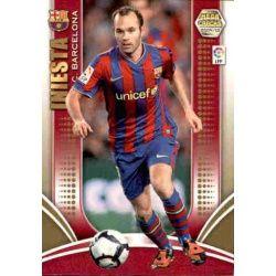 Iniesta Barcelona 68 Megacracks 2009-10