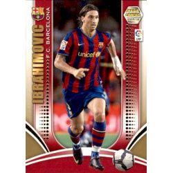 Ibrahimovic Serie Oro Barcelona 70 Megacracks 2009-10
