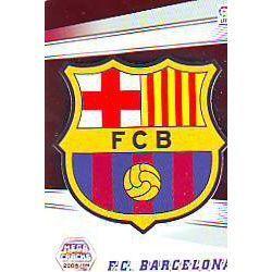 Escudo Barcelona 55 Megacracks 2008-09