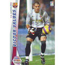 Victor Valdés Barcelona 56 Megacracks 2008-09