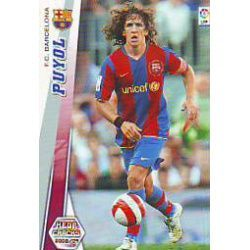 Puyol Barcelona 58 Megacracks 2008-09
