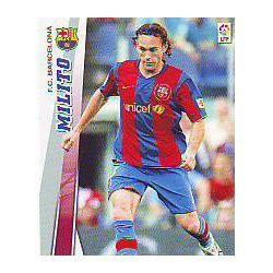 Milito Barcelona 59 Megacracks 2008-09