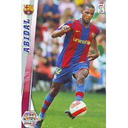 Abidal Barcelona 62 Megacracks 2008-09