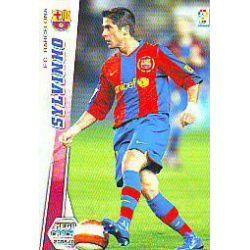 Sylvinho Barcelona 63 Megacracks 2008-09