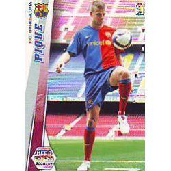 Piqué Barcelona 64 Megacracks 2008-09