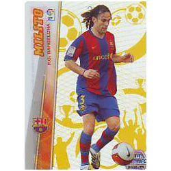 Milito Mega Estrellas Barcelona 368 Megacracks 2008-09