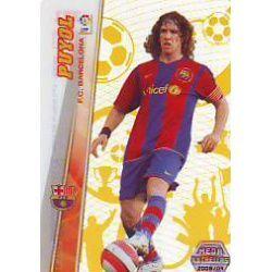 Puyol Mega Estrellas Barcelona 371 Megacracks 2008-09