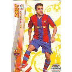 Xavi Mega Estrellas Barcelona 376 Megacracks 2008-09