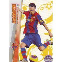 Iniesta Mega Estrellas Barcelona 378 Megacracks 2008-09