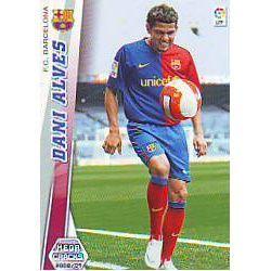 Dani Alves Nuevos Fichajes Barcelona 435 Megacracks 2008-09