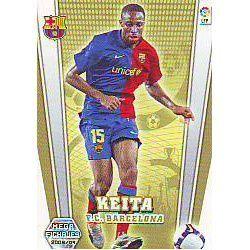 Keita Mega Fichajes Barcelona 500 Megacracks 2008-09
