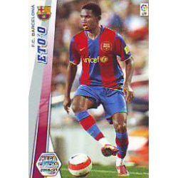 Eto'o Nuevas Fichas Bis Barcelona 69 Bis Megacracks 2008-09
