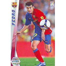 Pedro Nuevas Fichas Bis Barcelona 71 Bis Megacracks 2008-09