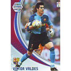 Victor Valdés 56 Megacracks 2007-08